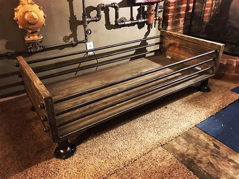 Diy-Dog-Bed-Plans-To-Fit-A-Crib-Mattress