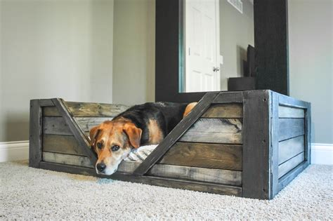 Diy-Dog-Beds-From-Furniture
