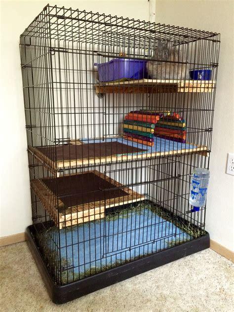Diy-Dog-Crate-Bunny-Cage