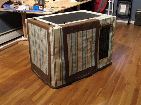 Diy-Dog-Crate-For-German-Shepherd