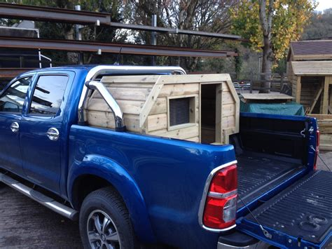 Diy-Dog-Crate-For-Pickup-Truck