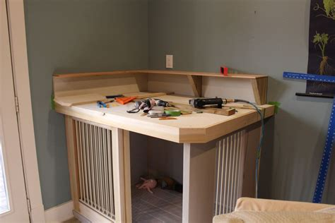 Diy-Dog-Crate-For-Winter