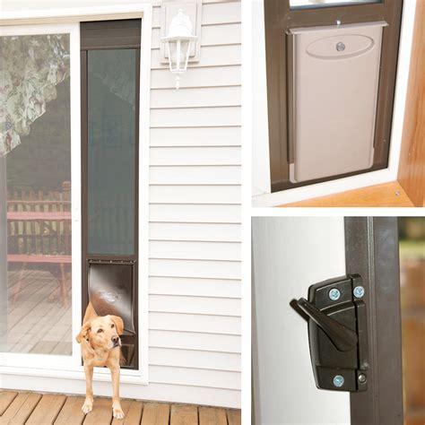 Diy-Dog-Door-In-Glass-Door
