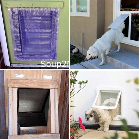 Diy-Dog-Door-Plans