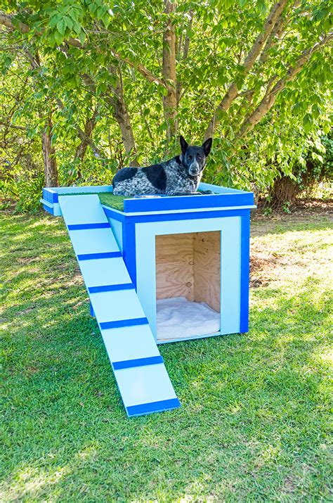 Diy-Dog-Kennel-Better-Homes-And-Gardens