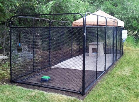 Diy-Dog-Kennel-Canopy