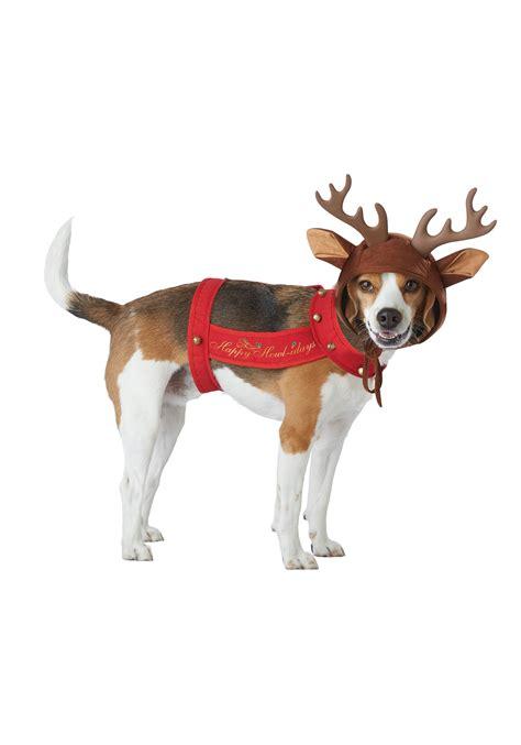 Diy-Dog-Reindeer-Costume