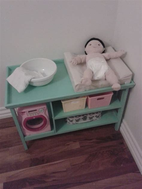 Diy-Doll-Change-Table