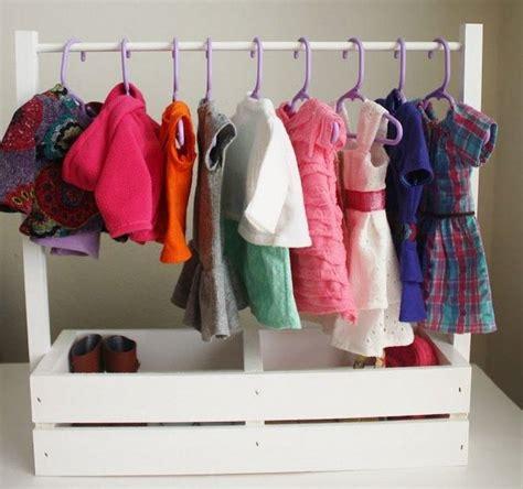 Diy-Doll-Clothes-Rack