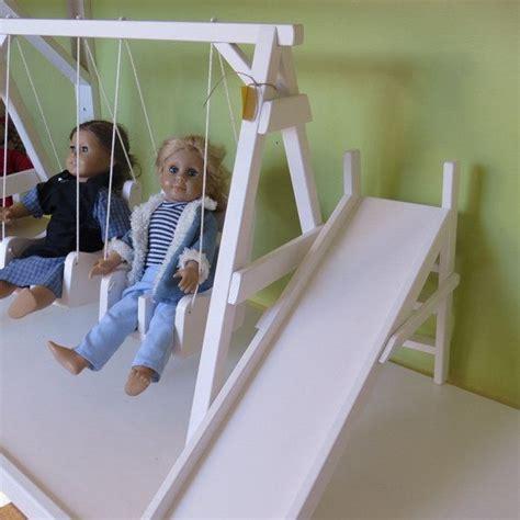 Diy-Doll-Swing-Set
