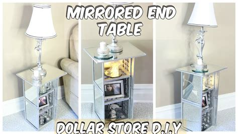 Diy-Dollar-Tree-Mirror-Table