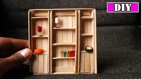 Diy-Dollhouse-Furniture-From-Popsicle-Sticks