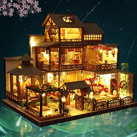 Diy-Dollhouse-Furniture-Kits