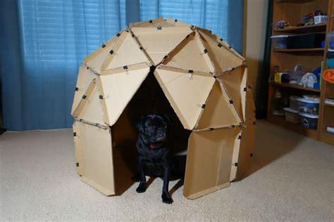 Diy-Dome-Dog-House