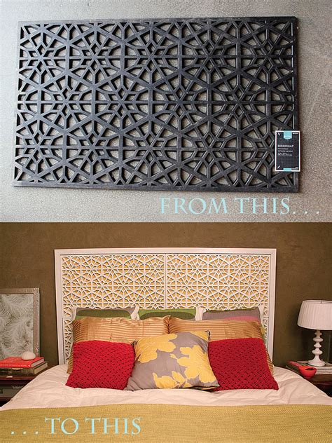 Diy-Doormat-Headboard