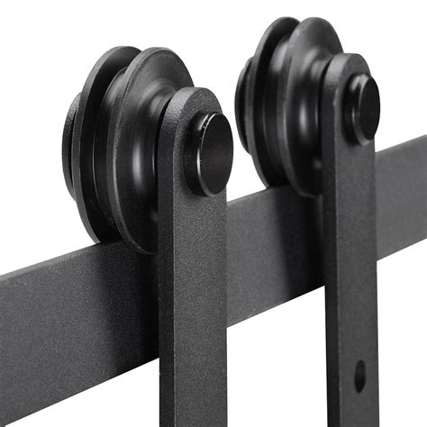 Diy-Double-Barn-Door-Track