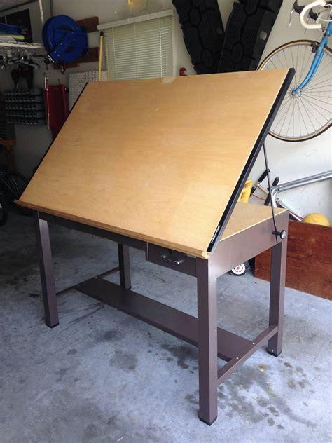 Diy-Drafting-Desk