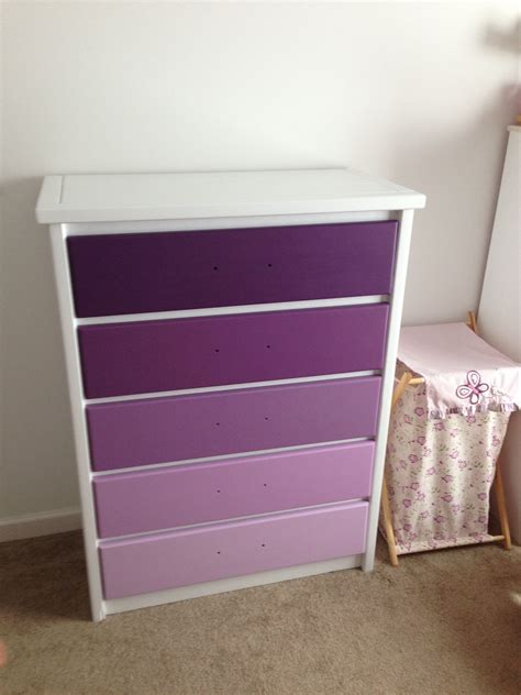 Diy-Dresser-For-Girl-Purple-White