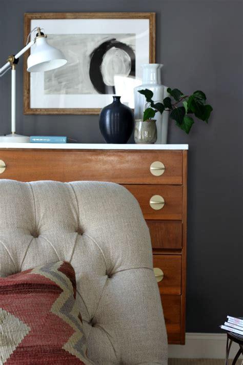Diy-Dresser-Top-Refinish-Fabric-Polyurethane