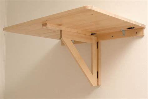 Diy-Drop-Leaf-Shelf