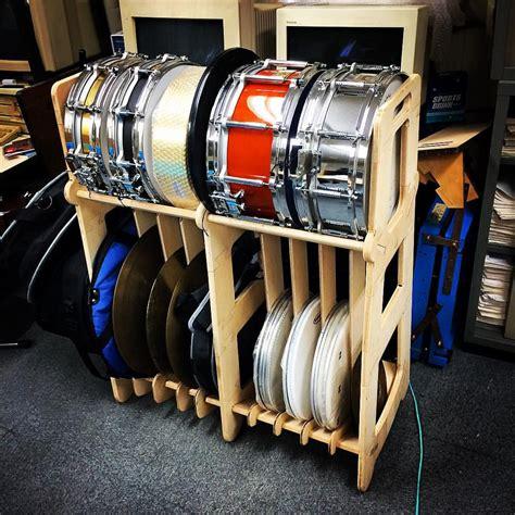 Diy-Drum-Set-Rack