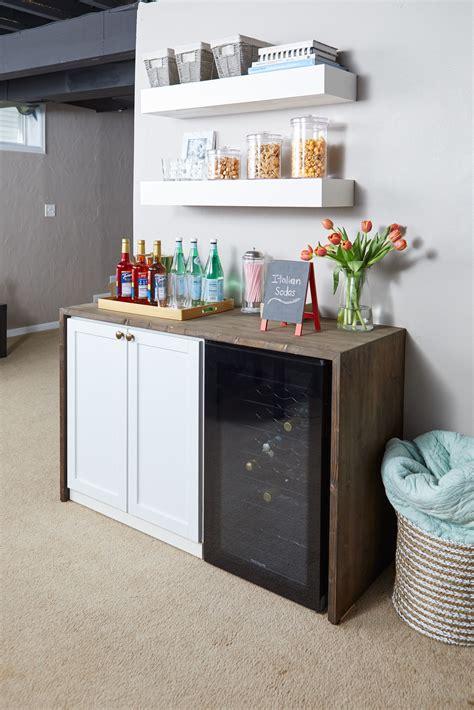 Diy-Dry-Bar-Cabinet