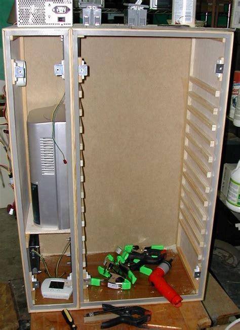 Diy-Drying-Cabinet-Screen-Printing