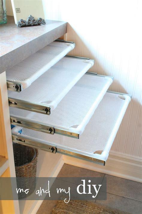 Diy-Drying-Rack-Drawer
