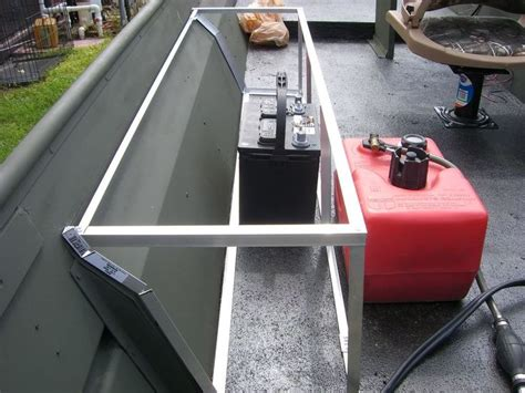 Diy-Duck-Boat-Gun-Box