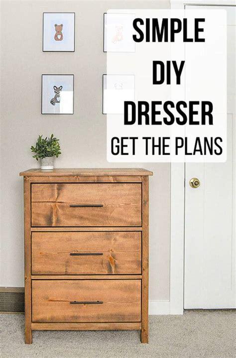 Diy-Easy-Dresser