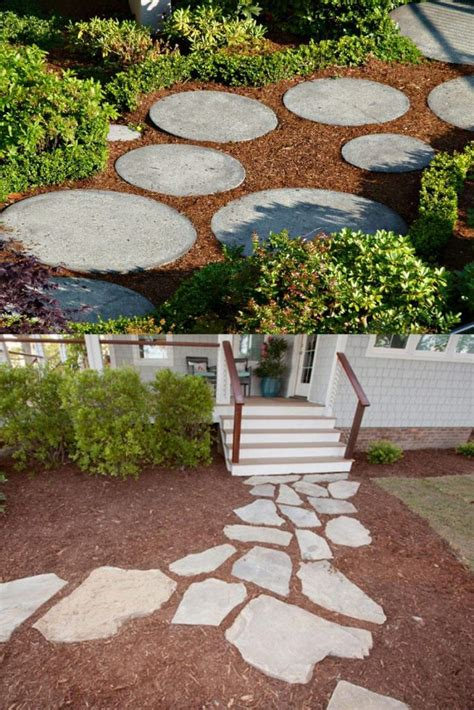 Diy-Easy-Patio-With-Walkway-Ideas