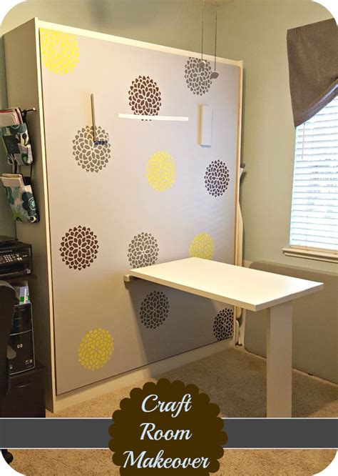 Diy-Easy-Wall-Table