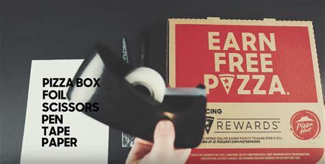 Diy-Eclipse-Viewer-Pizza-Box