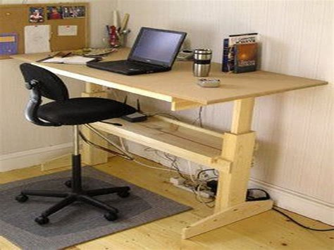 Diy-Electric-Adjustable-Height-Desk