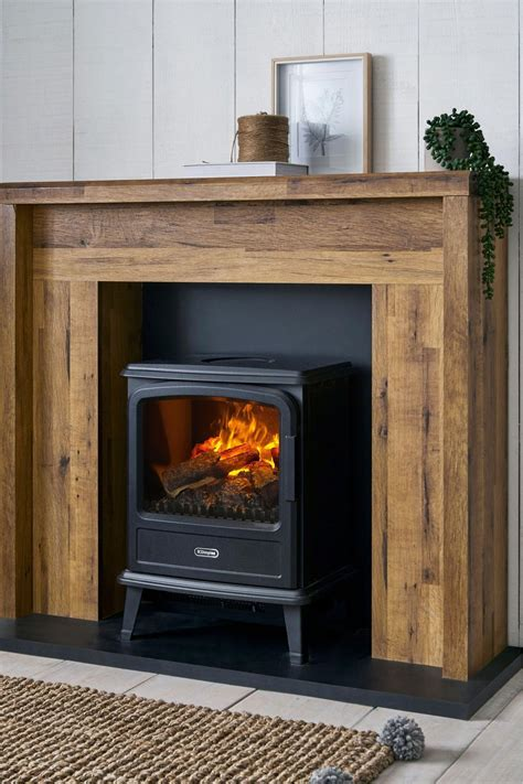 Diy-Electric-Fireplace-Surround-Plans