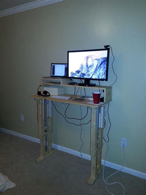 Diy-Electric-Sit-Stand-Desk