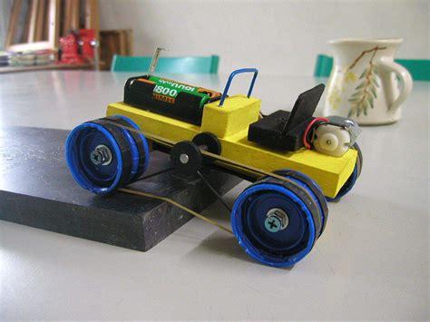 Diy-Electric-Wooden-Car