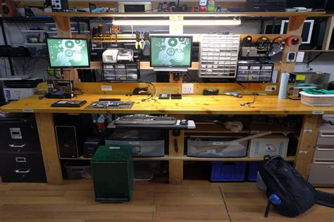 Diy-Electronic-Repair-Workbench
