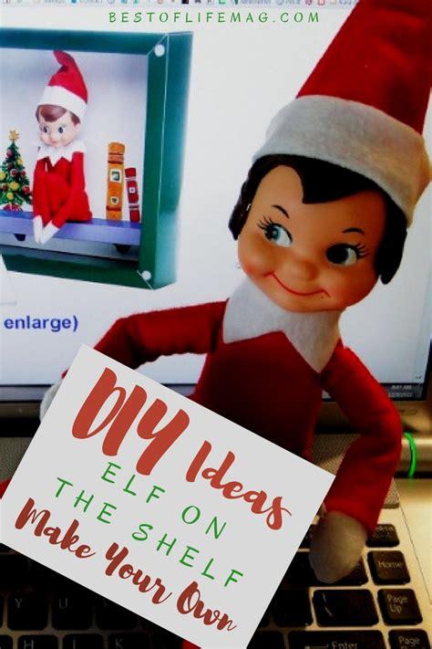 Diy-Elf-On-A-Shelf-Story