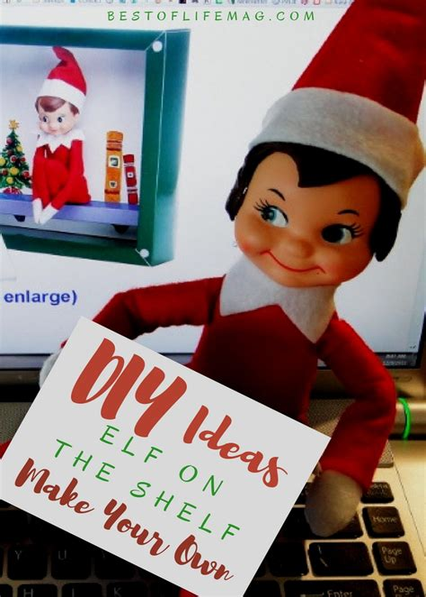 Diy-Elf-On-Shelf