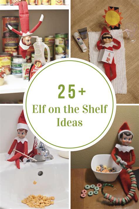 Diy-Elf-On-The-Shelf-Ideas