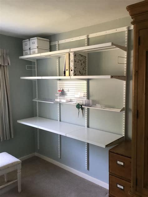 Diy-Elfa-Shelves