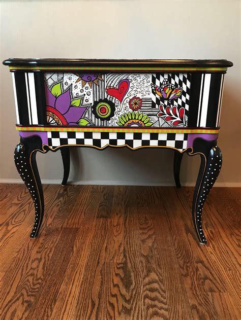 Diy-End-Table-Paint