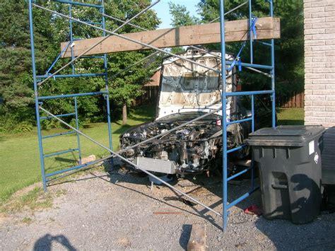 Diy-Engine-Hoist-Wood