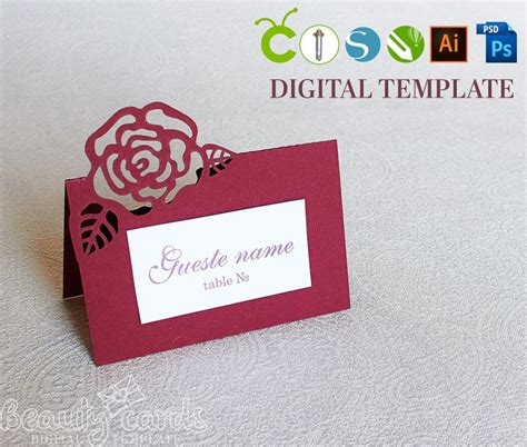 Diy-Escort-Cards-Template
