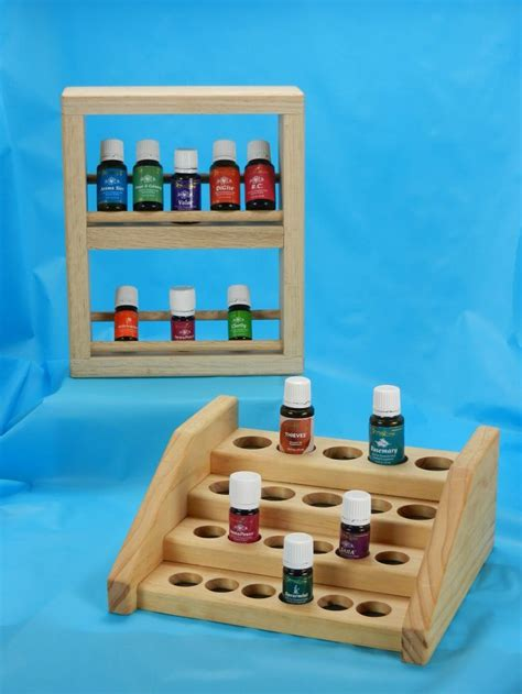 Diy-Essential-Oil-Wooden-Display-Rack