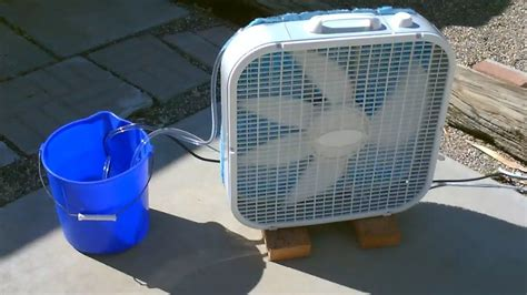 Diy-Evaporative-Cooler-Box-Fan