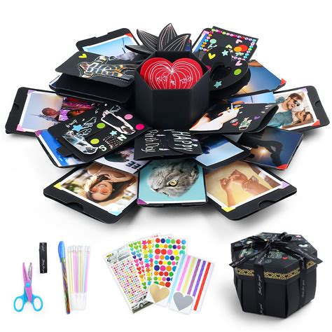 Diy-Explosion-Scrapbook-Gift-Box