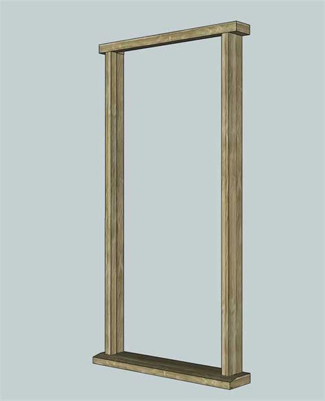 Diy-Exterior-Door-Frame
