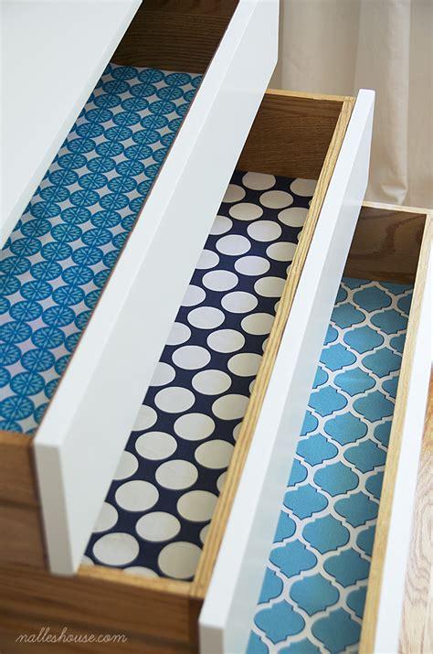 Diy-Fabric-Shelf-Liners